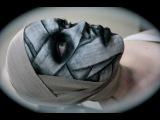 Мумия макияж на Хеллоуин 2013 /  MUMMIFIED HALLOWEEN MAKEUP TUTORIAL