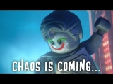 Official LEGO DC Super-Villains Teaser Trailer