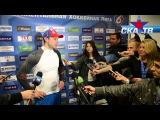 СКА-ТВ: Илья Ковальчук о победе над ЦСКА