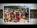 Праздник Нептуна 27 июля 2014 в Мариуполе