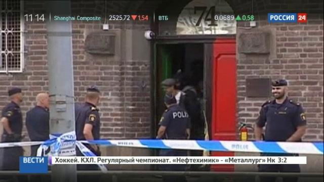 Новости на Россия 24 • Изнасилование в Швеции арестованы мигранты, транслировавшие преступление в Сети