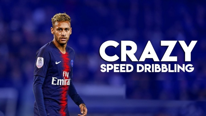 Neymar Jr ► Crazy Speed Dribbling ● 2019 HD