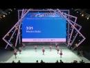 формейшн Maybe baby - ЧиП России 2018, отборочный