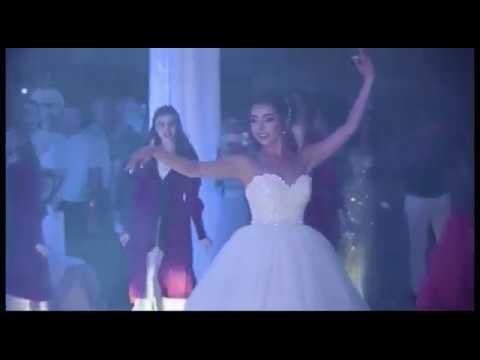 Армянский танец в исполнении невесты и подружек