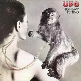 UFO альбом No Heavy Petting