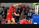Волейбол. Шомон - Любляна Лига чемпионов 2018/2019. Мужчины. Групповой этап 15 января 22.30