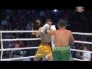 AIBA Pro Boxing 75kg Дмитрий МИТРОФАНОВ UKR Артём ЧЕБОТАРЕВ RUS ФИНАЛ