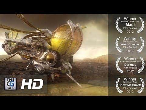 CGI **AWARD-WINNING** Sci-Fi Short Film