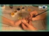Основы наращивания ногтей гелем (видео урок) [uroki-online.com]