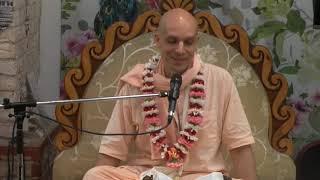 Мадана-мохан дас - 2018.09.16 - воскресная лекция, Радхаштами