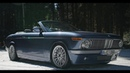 BMW ETA 02 Cabrio Is A Coachbuilt 135i With 2002 Retro Modern Looks