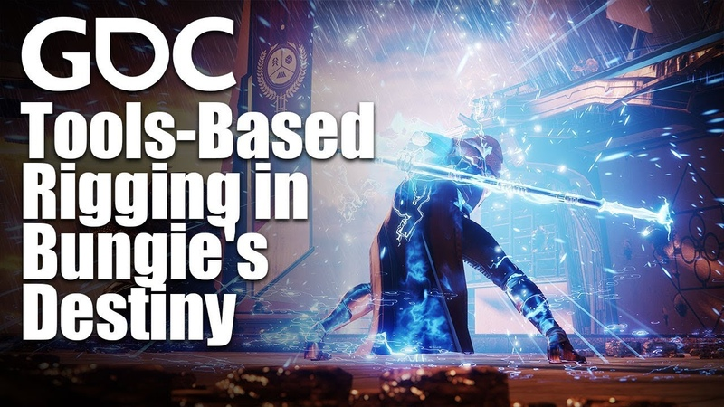 Tools-Based Rigging in Bungie's Destiny