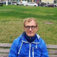 Анкета Алексей Федякин
