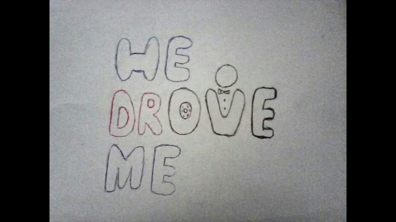 Studentoz He drove me