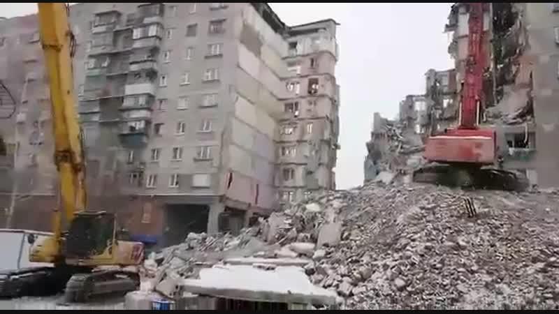 Видео с места проведения работ