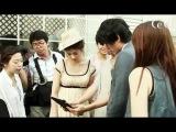Ким Су Хён, Ли Чон Сок, Чон Сон Мин и Юн Сын А на съёмках фотосессии для журнала CECI (2011)
