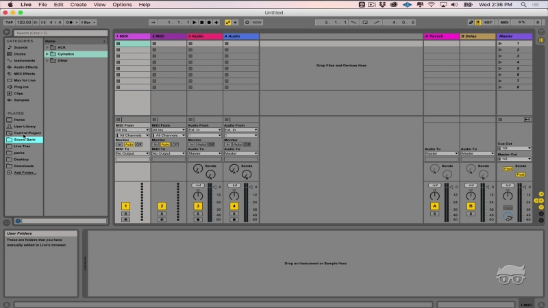 Academy.FM - Everything You Need To Know About Ableton's GUI Pt 2