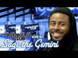 SAGE THE GEMINI AT THE BREAKFAST CLUB - POWER 105.1