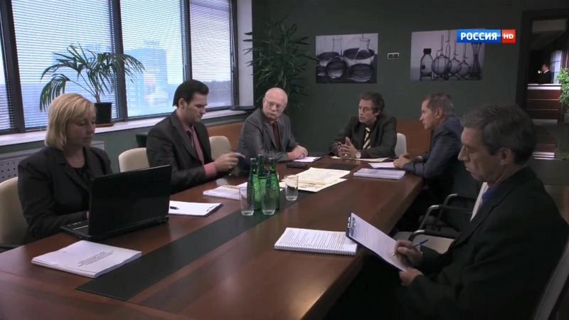 Дмитрий Фрид в сериале Вероника. Потерянное счастье