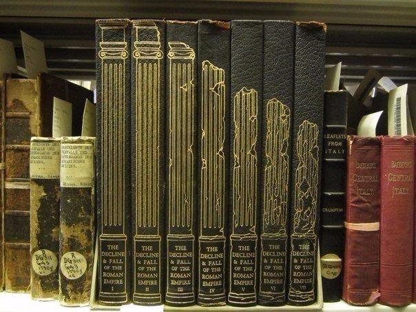 Серия книг про историю Римской империи