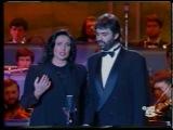 """D'Amico-  Bocelli - La Vedova Allegra  """"Tace il labbro"""""""