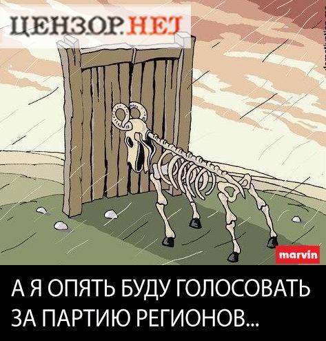 """Янукович: """"Безработица в Украине ниже, чем в ЕС"""" - Цензор.НЕТ 1063"""
