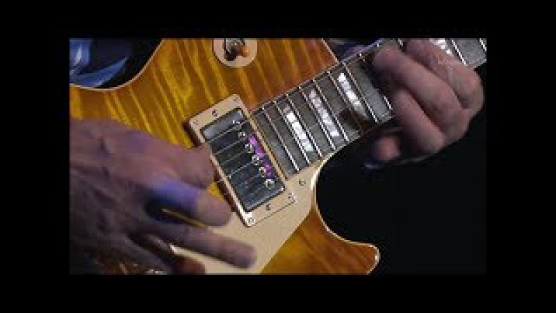 Две легенды. Gary Moore солирует для John Mayall The Bluesbreakers