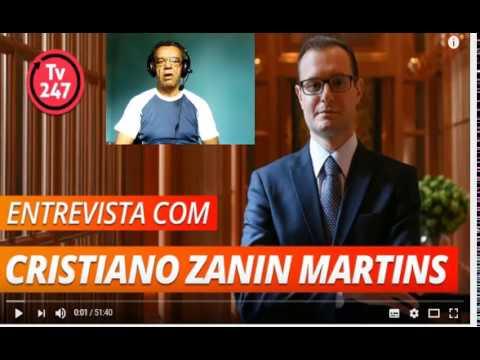 TV 247 ESTÁ CHUTANDO CONTRA O PRÓPRIO GOL E NÓS NÃO VAMOS NOS CALAR.