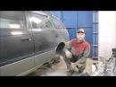 замена порогов Toyota Caldina