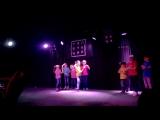 Выступление в RAZ DVA BAR