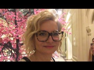 Школа моды Эвелины Хромченко — Live (Мастер-класс