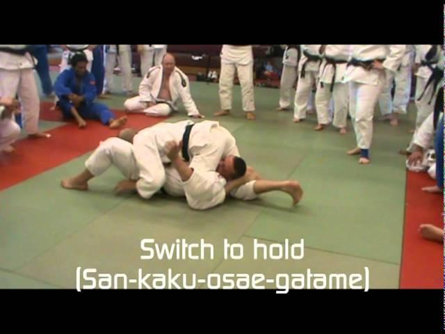 Gawthorpe Sankaku variations