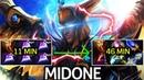 Midone [Skywrath Mage] Epic Build For Monster Magic Damage 7.19 Dota 2