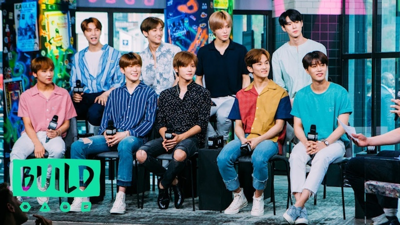 NCT 127 Stops By To Talk About KCON New York