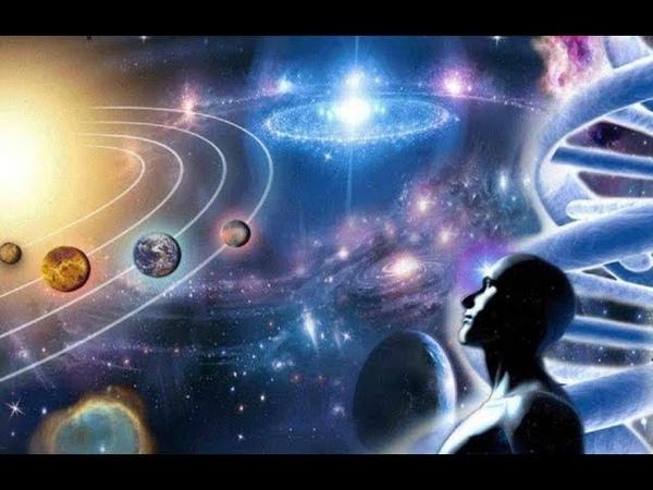 ЭТО ПОВЕРГНЕТ ВАС В ШОК! Космос - живая материя, обладающая разумом и способная к самоорганизации.