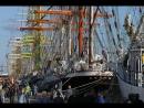 """Это невероятно трогательная история. В 1975 году судьба парусника """"Седов"""" висела на волоске. От гибели барк спасли моряки и... о"""