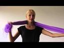 OriKai - 5 nových způsobů vázání šál