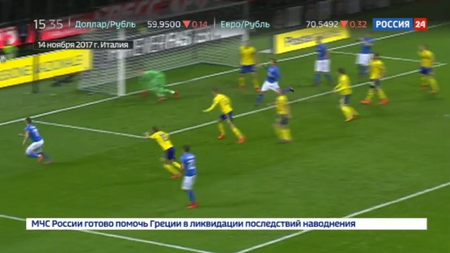 Новости на Россия 24 • Чемпионат мира-2018: Россия худшая среди финалистов по рейтингу ФИФА