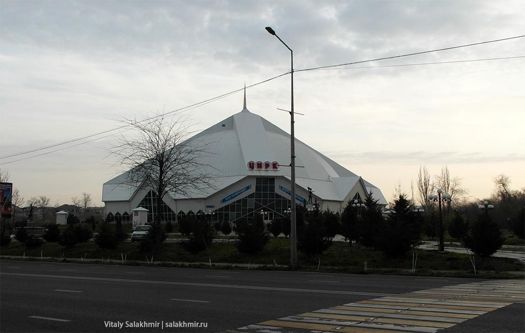 Цирк в Шымкенте, март 2019