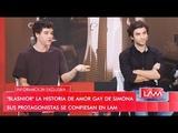 #BLASNIOR La historia de amor gay de Simona, sus protagonistas se confiesan