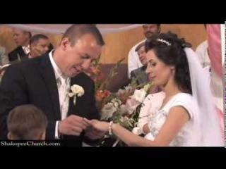 Бракосочетание Евгения & Замиры