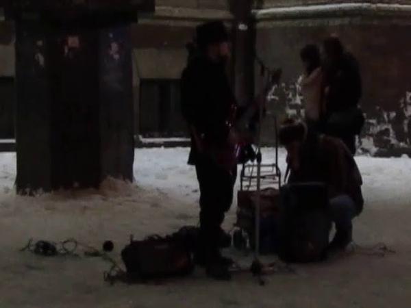 Король и Шут Лесник перепев на бас гитаре