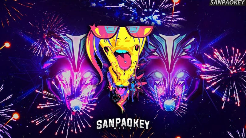 New Year Mix 2019 - Best of EDM Electro House Music by Sanpaokey Music