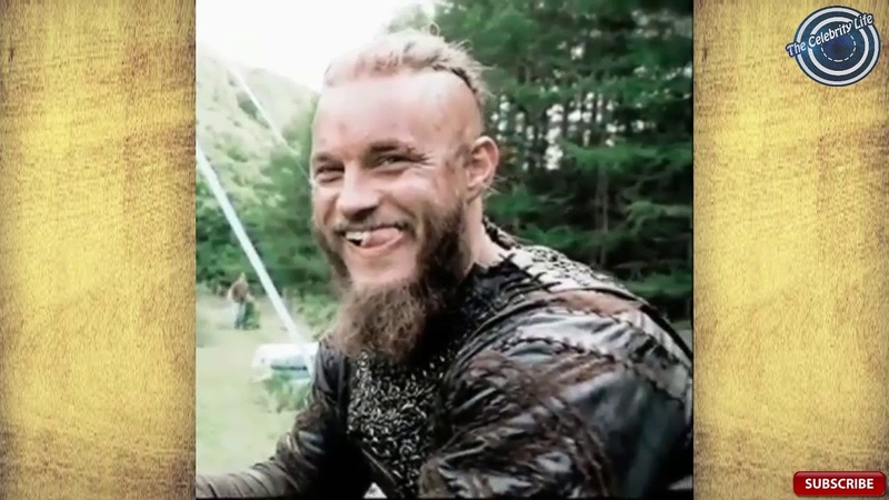 The vikings Travis Fimmel ragnar lothbrok Best funny moments behind the scenes PART 1