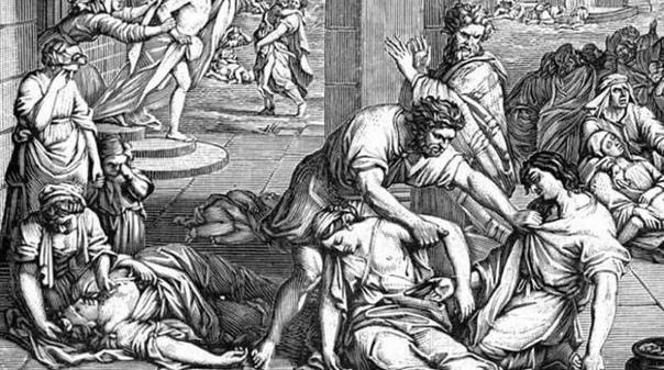 В 6 веке нашей эры люди пережили почти настоящий Конец света