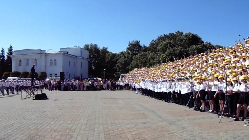 Наша родина- Ставропольский край. Сводный хор Ставропольского края.
