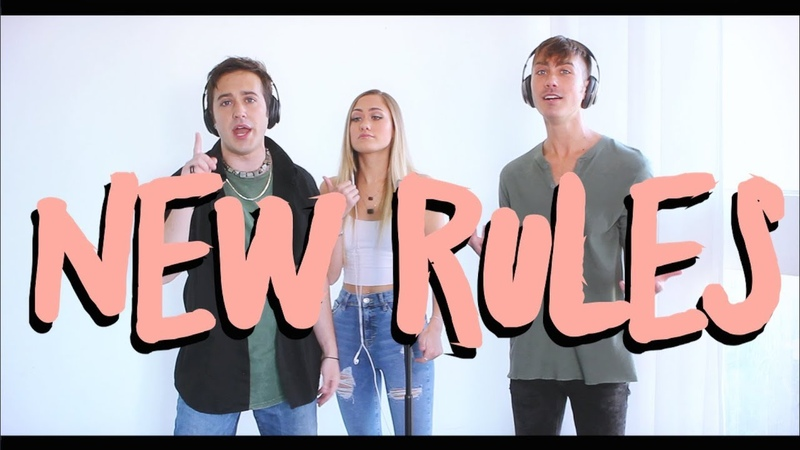 New Rules - Dua Lipa [COVER BY THE GORENC SIBLINGS]