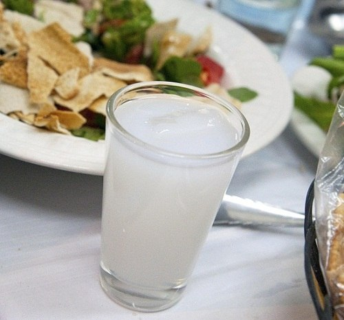Алкоголь из молока