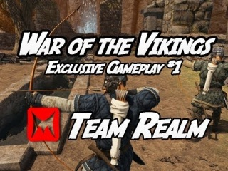 WAR OF THE VIKINGS (Gameplay Exclusive #1, Team Realm)