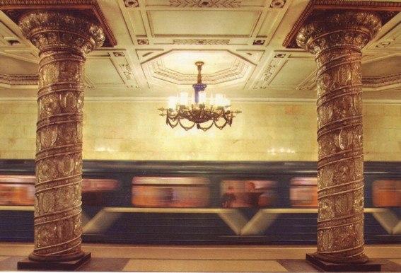 В Санкт-Петербурге хотят организовывать вип-обслуживание в местном метро.